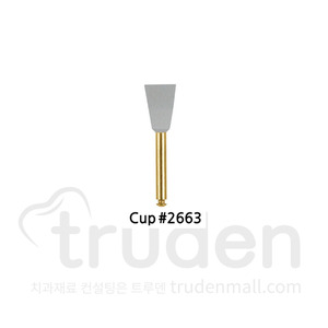 2663 HILUSTERPLUS DIA POLISHER CUP REFILL